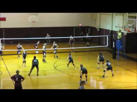 Northside Jr High vs McNiel Middle School-Volleyball