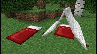 Minecraft working sleeping bags