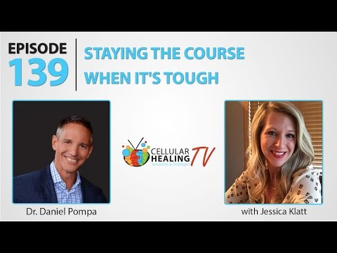 Staying the Course When It's Tough - CHTV 139