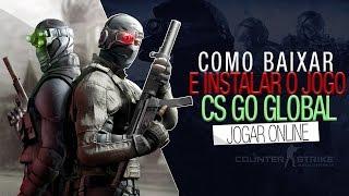 Como Baixar e Instalar  CS:GO ORIGINAL DA STEAM - Versão Atualizada 2019
