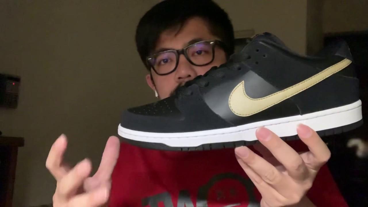 """reputable site e9f28 41ac3 Nike SB Dunk Low Pro """"Takashi"""" 2018ver. 20181004"""