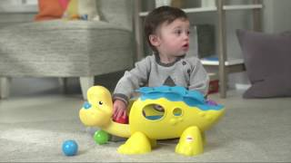 Fisher-Price Pop-a-Saurus Eğlenceli Dinozor - FGF15