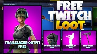 How to get NEW FREE SKINS in FORTNITE! Fortnite Exclusive Twitch Prime Pack #2 l Freestlyin Dance
