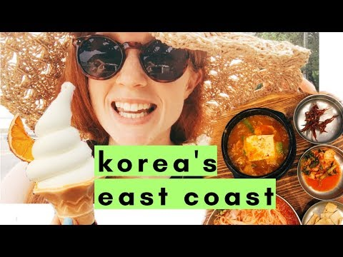 A Weekend in Pohang, Korea | Life in Korea pt 2