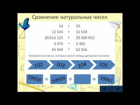 Видео Презентация устный счет для 3 класса по математике презентация