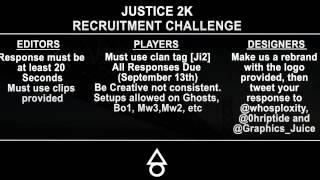 Justice: 2K Private Match Recruitment Challenge [Ji2]