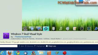 Customizing Windows 7 Themes and Styles with UxStyle