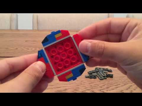 How to build Union Achilles! | LEGO BEYBLADE Tutorials