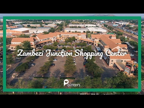 Zambezi Junction shopping center — Pretoria | DRONE FOOTAGE