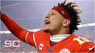 Patrick Mahomes' greatness gives the Chiefs confidence they can always come back | SportsCenter