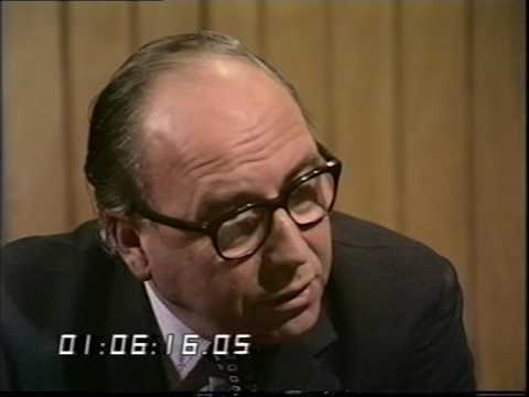 Labour Party -  Roy Jenkins - Punishment of Terrorists - 1974