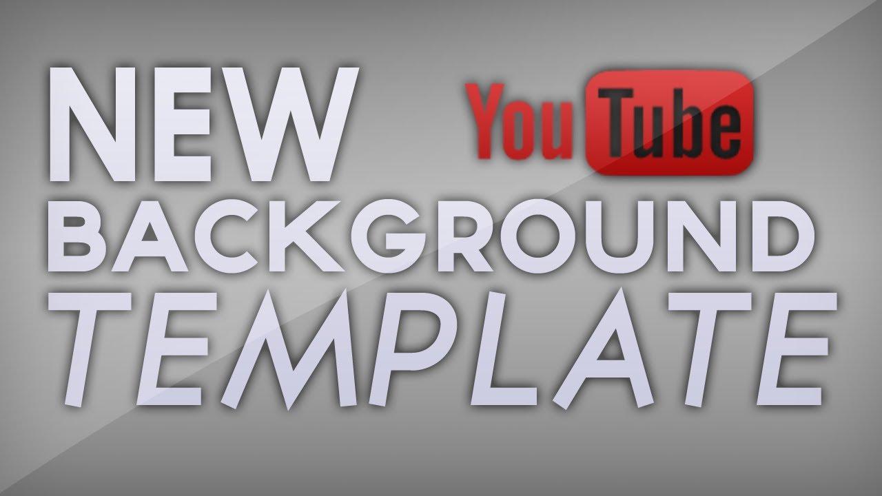 free youtube layout 2013 youtube background template youtube