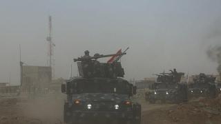 """أخبار عربية - السيطرة على """"قيادة لواء"""" لـ #داعش وضبط مستندات ووثائق"""