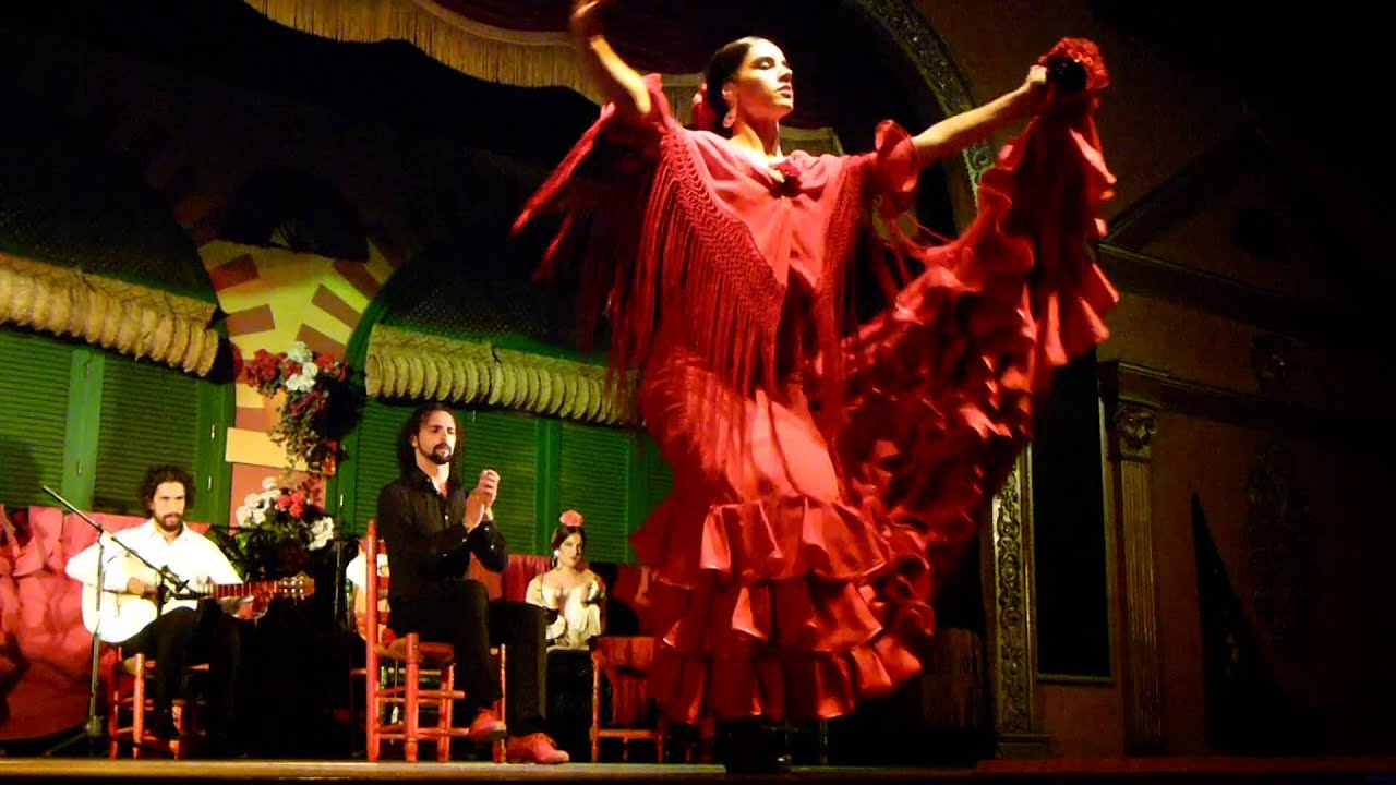 flamenco seville 1 3 avril 2015 el palacio andaluz youtube
