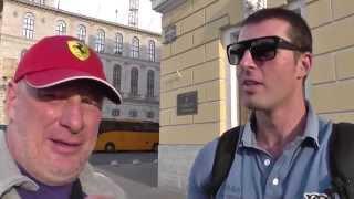 Мой VLOG для немногих. Прогулка по Санкт-Петербургу с Борисом Мирочником.