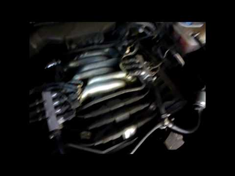 на холодную не заводиться Audi a6 1996  Замена регулятора давления топлива