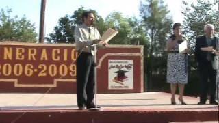 Graduacion Secundaria Lequeitio 2006-2009 (Tercera Parte)