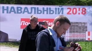 Команда Навального | Магадан - Требуем ответов 12 июня - 2017.06.12