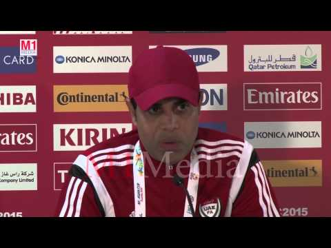 Iraq vs UAE: AFC Asian Cup 2015 3/4 Place Post-Match Press Conference