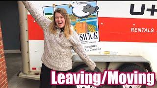VLOGMAS Day 19: Leaving/Moving!!