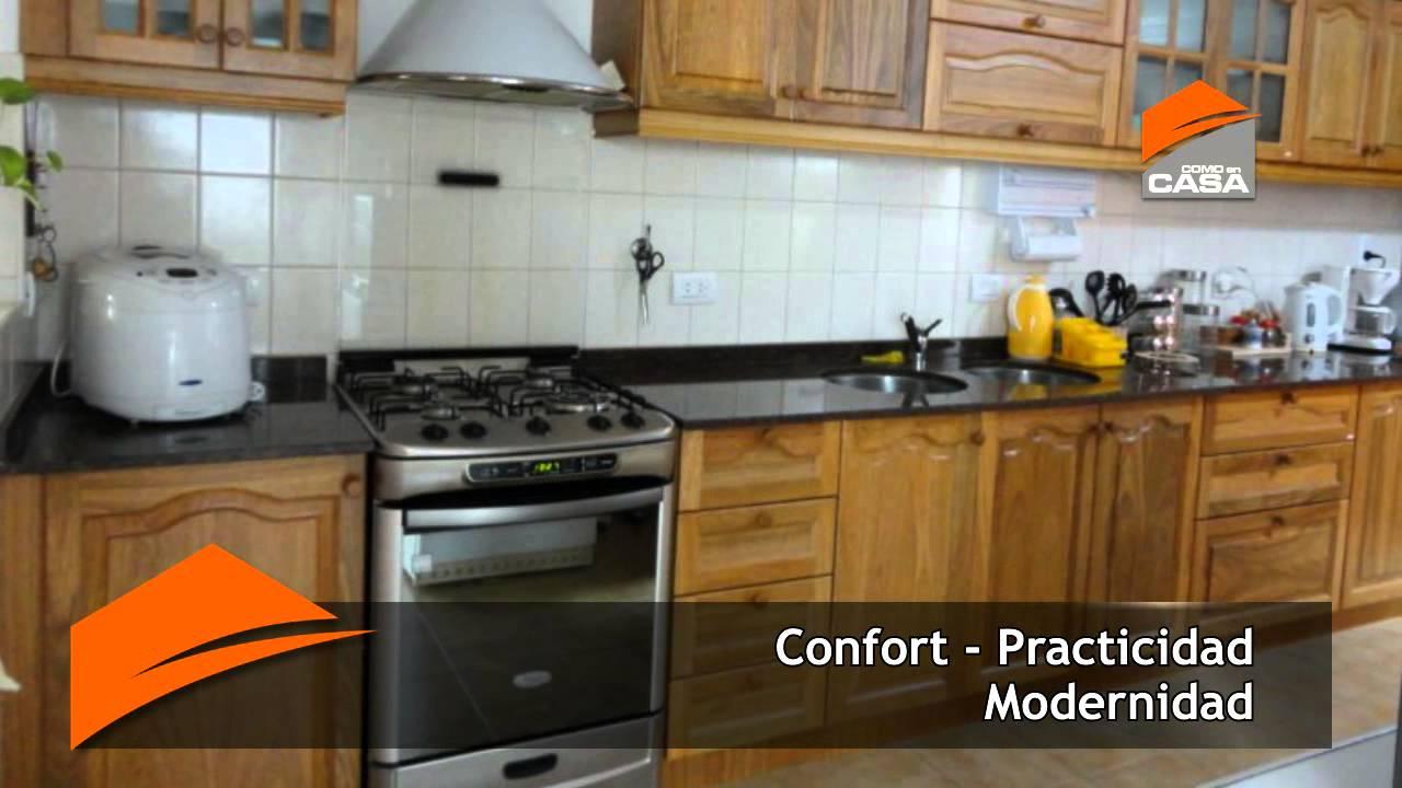 Muebles de cocina antes y despu s youtube - Youtube videos de cocina ...