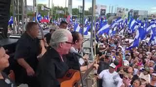 30 de mayo 2018 hay nicaragua nicaraguita carlos luís mejía godoy y los de palacagüina