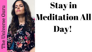 Grooming Meditation For BEAUTY | What is Meditation | Change Your Look with Meditation | Mina Irfan