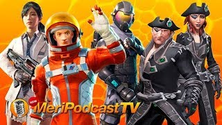 NEW MeriPodcast 11x25: Sea of Thieves y Fortnite