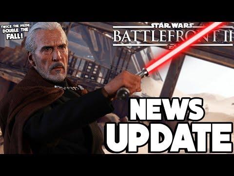 Lightsaber Hero Changes, MORE Officer Nerfs and Bug Fixes! Star Wars Battlefront 2