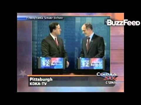 "Bob Casey tells Rick Santorum to stop being ""desperate"""