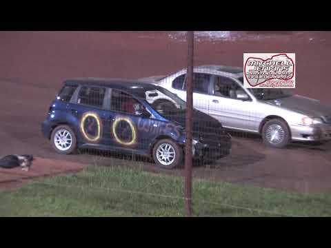 Dixie Speedway 5/13/17 Spectator Races!