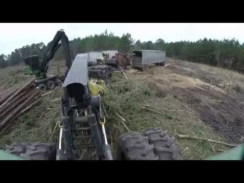 A Day At Robert L Rich Timber Harvesting, Inc.