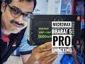 Micromax Bharat 5 Pro unboxing & first impressions !