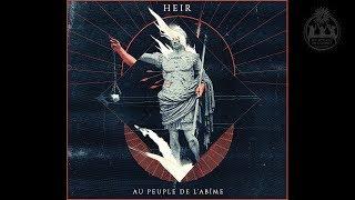 Heir - Cendres (New Track - 2017)
