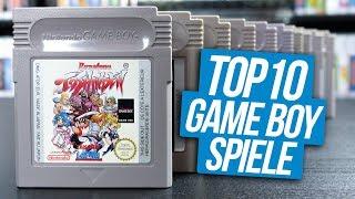 Die 10 BESTEN GAME BOY Spiele|NES Commando |Nintendo Gameboy