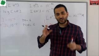 (YGS) PH-POH kavramı. (YARGI AKADEMİ Kimya Öğretmenimiz Onur Altıntaş)
