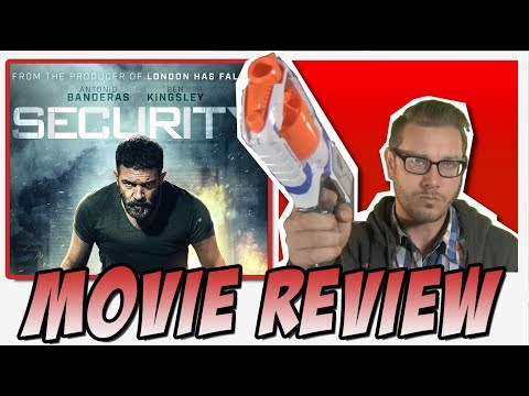 Security (2017) - Movie Review (Antonio Banderas Action-Thriller)