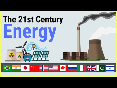 Energy Of The 21st Century Explained in 25 Minutes | Global Energy Scenario