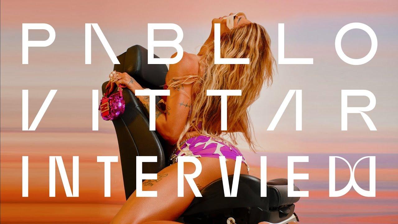 🇧🇷  PABLLO VITTAR x GAGA DAILY INTERVIEW