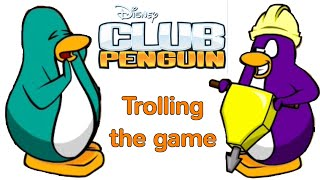 Club Penguin Gameplay