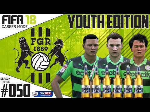 Fifa 18 Career Mode  - Youth Edition - Forest Green Rovers - EP 50