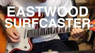 Eastwood Surfcaster Demo with RJ Ronquillo