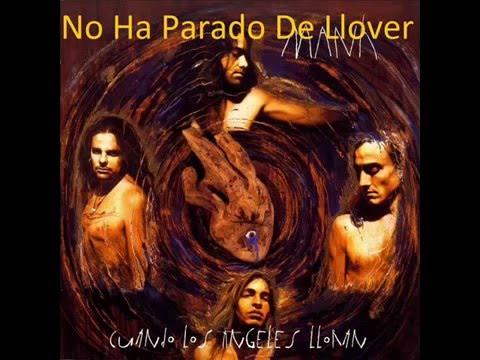 Maná-No Ha Parado De Llover Letra-FANS DE MANA OFICIAL