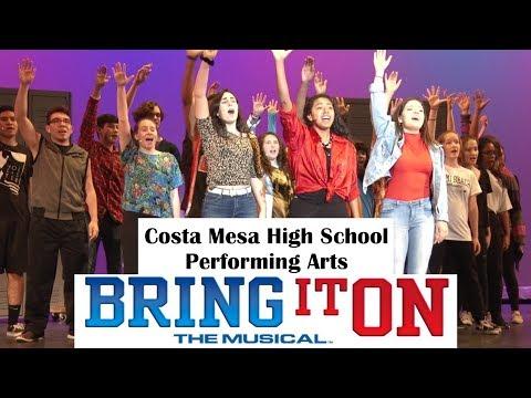 Costa Mesa High School - Bring It On