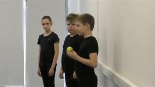 Открытый урок по актерскому мастерству и сценической речи в театре им Штейна