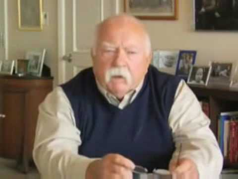 Poop: Wilford Brimley Eats People With Diabetes
