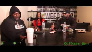 Peezy at The Bar w/ @theweedbar Podcast Talks About Jail Time, loss Of Snoop & DameDot Chain E4 FULL