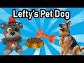 Gw Movie: Lefty's Pet Dog