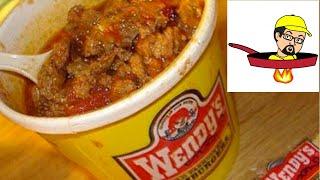 Wendy&#39s Chili - Ripoff Recipe