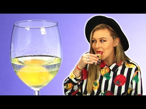 Irish People Taste Test Weird American Cocktails